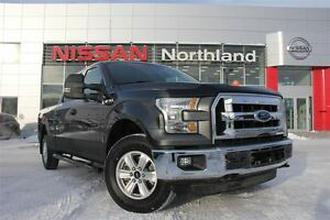 2015 Ford F-150 XLT/Spray in Bed-Liner/USB/Back Up Cam/Tow Hitch