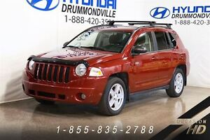 2010 Jeep Compass 4X4 + SPORT / NORTH + MAGS +A/C + WOW!!