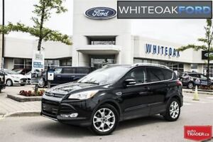 2015 Ford Escape Titanium, LOADED, view our report card
