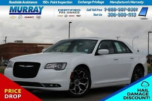 2015 Chrysler 300 S*HAIL DAMAGE ($3500)*PRICE DROP ($1500)