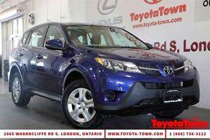 2014 Toyota RAV4 SINGLE OWNER LE