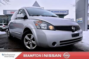 2007 Nissan Quest 3.5 S Super Clean One Owner Accident Free