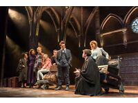 Tickets for 2- Harry Potter and the Cursed Child - This Saturday Oct 29 Balcony £300