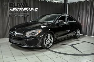 2014 Mercedes-Benz CLA-Class 4MATIC / SPORT PACK/CAMERA/NAVIGATI
