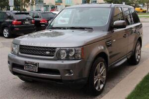 2010 Land Rover Range Rover Sport LUX / HSE / NAVIGATION / BACKU