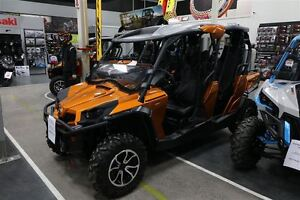 2016 Can-Am Commander Max 1000 LTD Reg. $25999 SAVE Now $3304. O