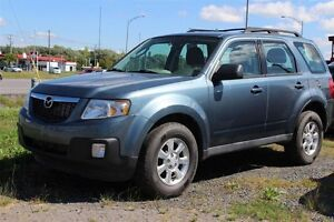 2011 Mazda Tribute GX - V6, AWD, air climatise