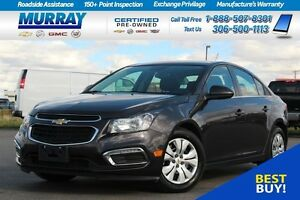 2015 Chevrolet Cruze LT w/1LT *FINANCING AS LOW AS 0.9%*
