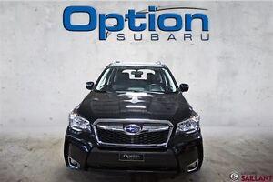 2014 Subaru Forester 2.0XT Touring/ cuir toit ouvrant  /jamais a