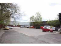 Car yard, sales forecourt, car park, storage site, parking ground, car & van hire