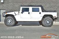 2006 Hummer H1 Open Top - ALPHA 6.6L Duramax