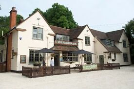 Full time, Live in Chef De Partie for newly refurbished Countrystyle Gastropub