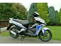 Honda nsc50 2wh Samsung sporting scooter.