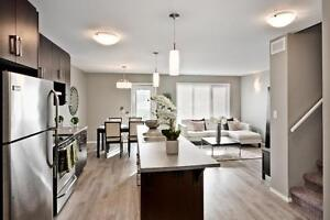 BRAND NEW 3 BEDROOM TOWNHOUSES AVAILABLE DECEMBER 1ST!