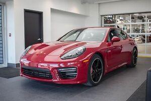 2016 Porsche Panamera GTS Premium Pack