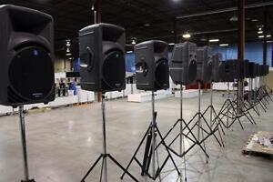 A/V EQUIPMENT AUCTION THIS TUESDAY FEB 28! OVER 1000 LOTS! LIVE + WEBCAST