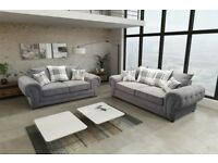 50% REDUCTION* THE LUXURY VERONA SOFA RANGE: CORNER SOFAS, 3+2 SETS, ARM CHAIRS AND FOOT STOOLS****