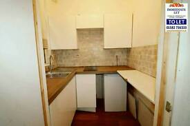 Studio bills included except council tax £600 pcm