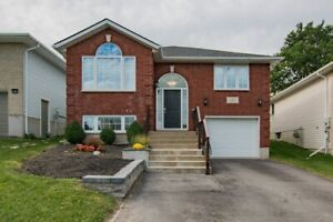 Luxury ALL INCLUSIVE above ground Basement Apartment!!