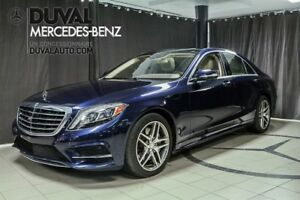 2016 Mercedes-Benz S-Class S550 4MATIC(SWB) SPORT PACK+DISTRONIC