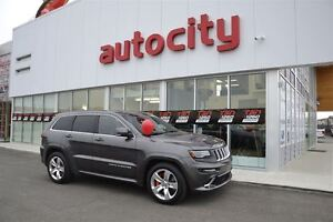 2014 Jeep Grand Cherokee SRT8 | Leather | Sunroof | UConnect |