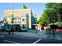 Bar/Waiting Staff - all levels, full or part time. Popular SW London food pub, Red Lion in Barnes