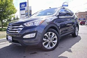 2016 Hyundai Santa Fe Sport 2.0 Turbo Limted AWD - Fully Loaded