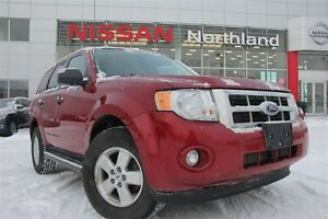 2010 Ford Escape XLT Automatic 2.5L/Block Heater/Sync Sound Syst