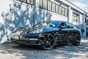 2011 Porsche Panamera 2! Only 51000kms! Navigation!!