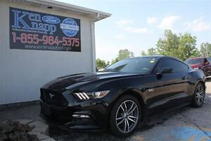 2015 Ford Mustang GT LEATHER NAV SYNC AUTO