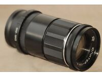 Jupiter-11A 135mm f/4 M42 lens