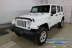 2014 Jeep Wrangler Unlimited Sahara *TRÈS PROPRE*