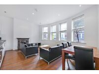 Spacious three double bedroom apartment, within walking distance of Manor House station