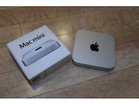 Apple Mac Mini Late 2012 2.3GHz Quad Core i7 120GB SSD / 1TB HDD
