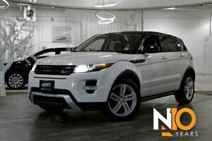 2015 Land Rover Range Rover Evoque Dynamic Navigation, Sky View,