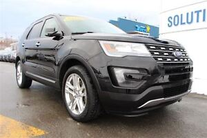 2016 Ford Explorer Limited CUIR TOIT NAV