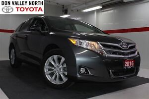 2016 Toyota Venza AWD Btooth BU Camera Cruise