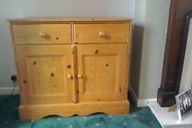 Lovely pine sideboard