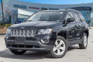 2016 Jeep Compass HIGH ALTITUDE, LETAHER, SUNROOF,