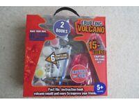 Erupting Volcano 15 Piece Kit - NEW/Sealed - Age 5+