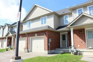 3 Bed,1.5 Bath Townhome | 14-468 Doon S Dr, Kitchener
