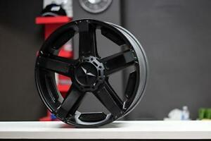 20 Inch Rockstar 2 RSII Style Offroad Wheel For Jeep Wrangler