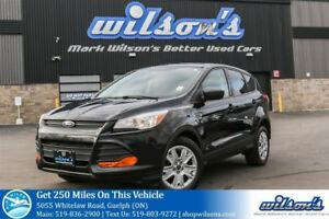 2014 Ford Escape S SUV! ONE OWNER! CRUISE CONTROL! POWER PACKAGE