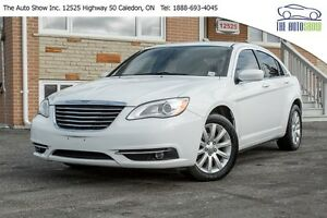 2014 Chrysler 200 ACCIDENT FREE! MUST SEE!