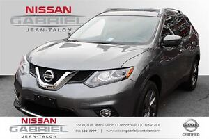 2016 Nissan Rogue SL AWD ONE OWNER/NEVER ACCIDENTED/PREMIUM PACK