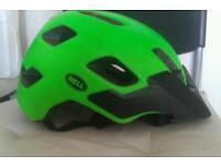 Bell stoker mtb helmet size medium as new