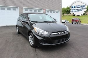 2016 Hyundai Accent L! WARRANTY!  6SPEED! $69 B/W!