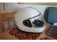 NOLAN flipfront helmet - small