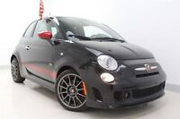 2012 Fiat 500 ABARTH+TOIT PANORAMIQUE+CUIR ROUGE
