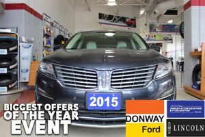2015 Lincoln MKC LEATHER NAVIGATION SUNROOF HEATED/COOLED SEATS!